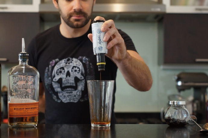 how to make a manhattan at home