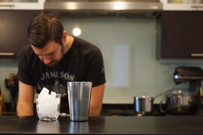 Home Bar Project: How to Make a Kentucky Maid - Drink NYC - The Best ...