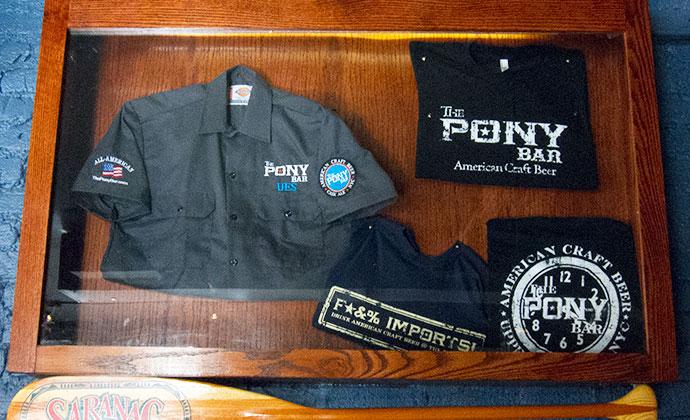 Pony Up To The Pony Bars