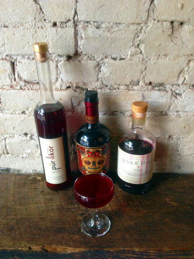 New York s Ruby Red Cocktails for Lovers and Loners Alike