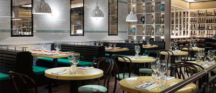 lugo cucina e vino italian fantasy at revel resort