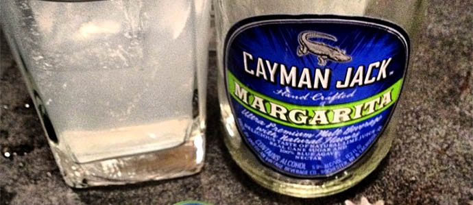 Cayman Jack Margarita: Easy Tropical Refreshment in a Bottle