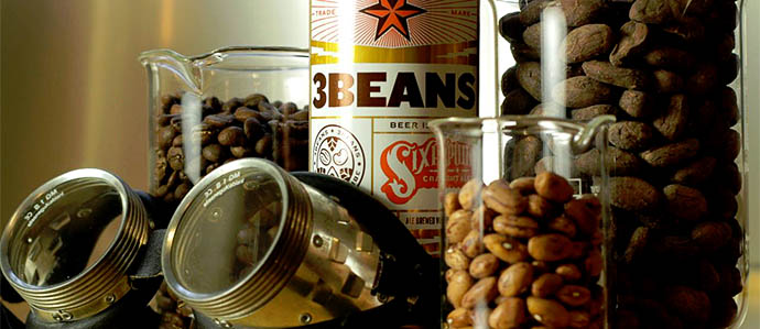 Beer Review: Sixpoint 3Beans