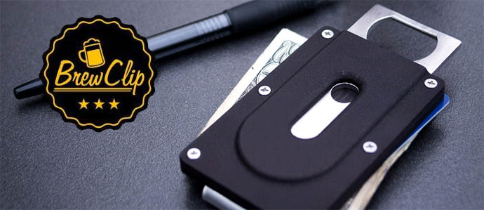 The Brew Clip on Kickstarter: the Swiss Army Knife of Wallets