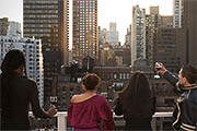 Wine Bar | Quick Guide: 5 Chillest Rooftops in NYC