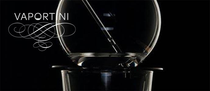 The Vaportini: Inhale Your Alcohol