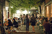 Wine Bar | Ultimate Guide to NYC Beer Gardens