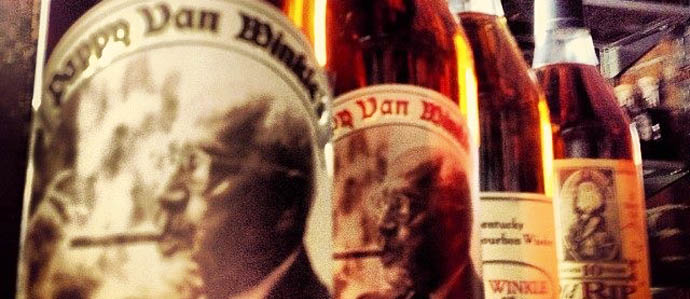 'Net Is Narrowing' on Pappy Van Winkle Thieves