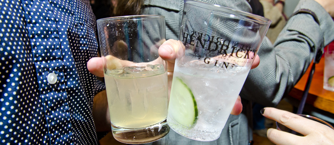 Hendrick's Presents: Voyages Into The Unusual, Dec 10th and 11th
