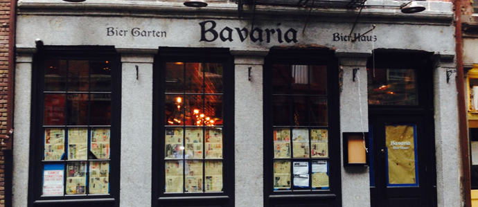 Rolling Out the Barrels: Bavaria Bierhaus Debuts in FiDi Fri., Dec. 13