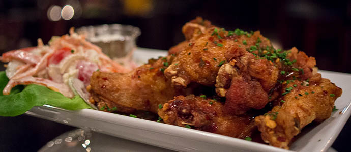 Best Bars For Wings in New York City
