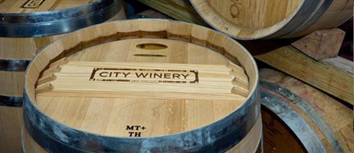 Crushing Grapes in Downtown Manhattan: City Winery Lets Us in on the Process