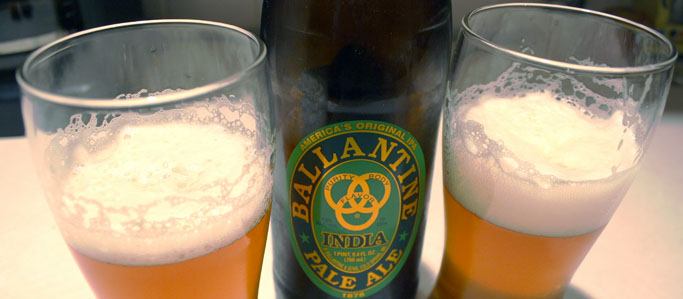 Beer Review: Ballantine India Pale Ale