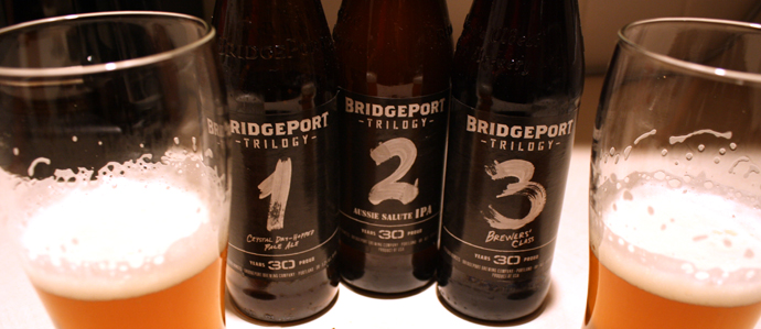 Beer Review: BridgePort Brewing Company's Trilogy Series
