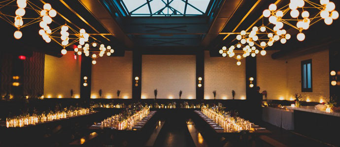 From Bar Snacks to Ballrooms: Where to Host Your Holiday Party