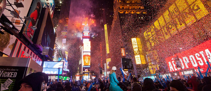 Where to Celebrate New Year's Eve in NYC