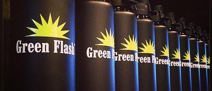Green Flash Brewing's West Coast IPA Makes Historic Atlantic Crossing