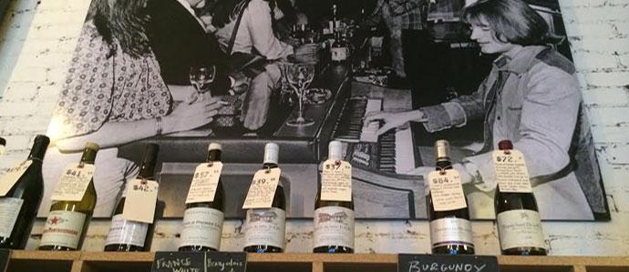Liquor Store Lowdown: Vinyl Wine and the Longheld Affair Between Music and Booze