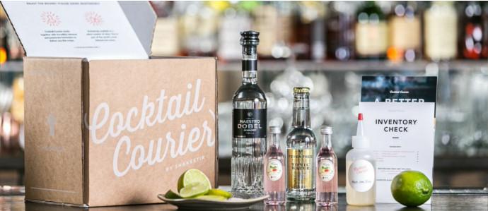 Cocktail Courier: Better Drinks, Delivered
