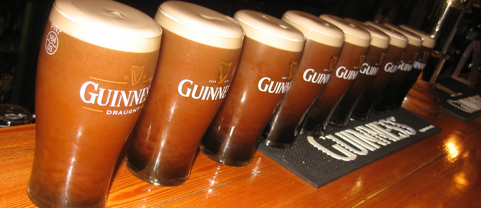 Guinness Recipe Is Going Vegan After More Than 200 Years