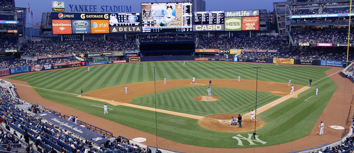 Watch Baseball with Wings, Beer and Fellow Fans This Season in NYC