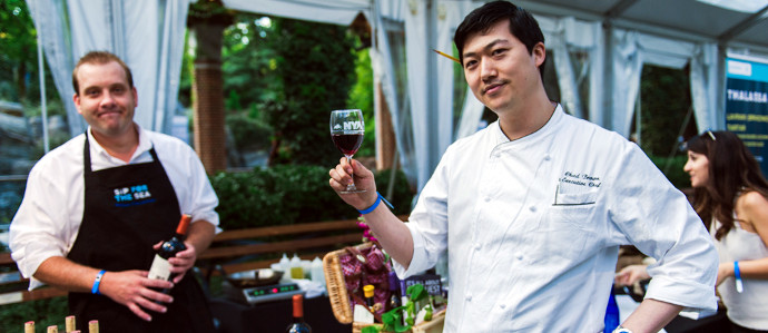 Sip for the Sea at Central Park Zoo, Sept. 16
