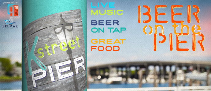Take One More Beach Trip for Belmar's Beer on the Pier, Sept. 26
