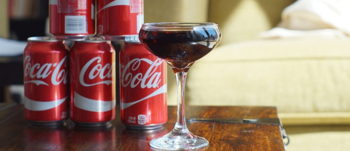 Home Bar Project: How to Make a Rum and Coke in 11 Easy Steps