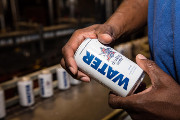 Craft Beer New York City | Anheuser-Busch Is Donating 480,000 Cans of Drinking Water to Puerto Rico and California | Drink NYC