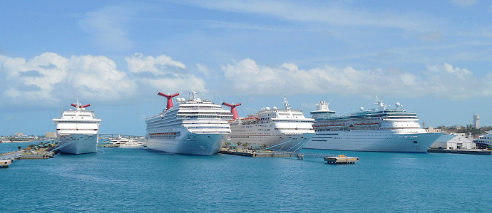 Carnival Vista Launches First Brewery on a Ship