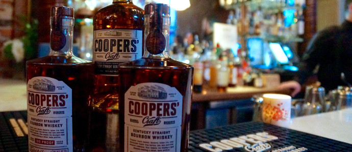 Coopers' Craft Bourbon Is Now Available in 12 States With a New Barrel Reserve Expression