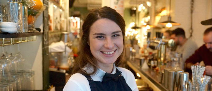 Behind the Bar: Liana Oster of Dante
