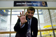 Neil DeGrasse Tyson is Getting His Own Beer