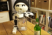 Man Invents Robot Drinking Buddy So He'll Never Drink Alone