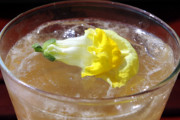 Wine Bar | April Showers Bring May Flowers-Flowery Cocktails, That Is