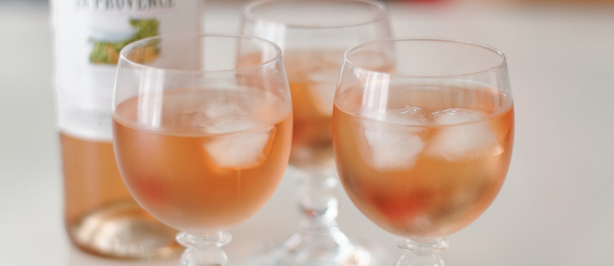 Drink These Rose Cocktails in NYC This Summer