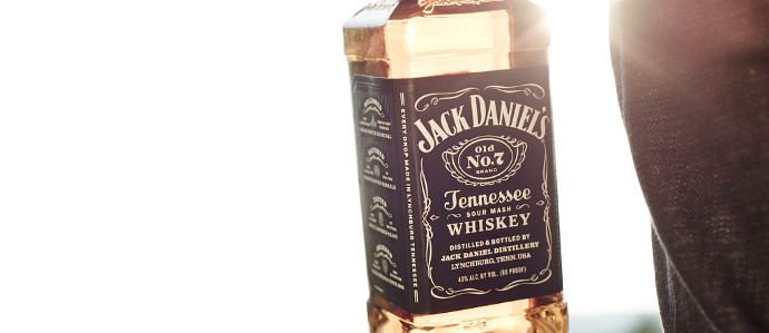 A New, High-End Blend of Jack Daniel's Whiskey is Now Available in the United States