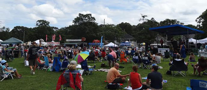 Point Pleasant Jazz and Blues Festival Features Craft Beer and Wine Garden