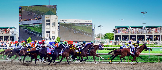 Where to Watch the 2017 Kentucky Derby in New York City