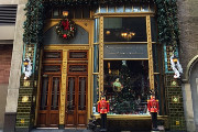 Wine Bar | Get Festive at These NYC Bars with Holiday Decorations