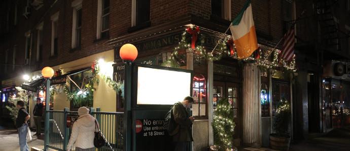 Long-Standing Bar Peter McManus May Be Closing Down