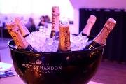 You Can Now Get Champagne From a Vending Machine