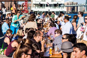 Watermark Bar presents Oktoberfest New York