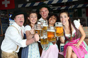 Wine Bar | Get Out Your Lederhosen: German Bars and Beer Halls Celebrate Oktoberfest in NYC