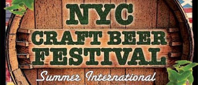 Sip Your Way Around the World at the Summer International NYC Craft Beer Festival, June 20-21