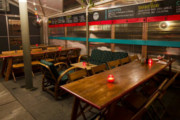 Wine Bar | Drink the Winter Chill Away at These Bars With Heated Outdoor Spaces