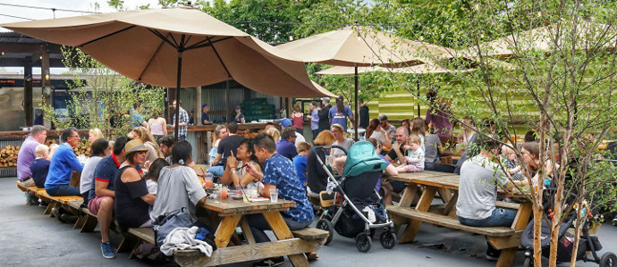 Where to Drink Outside in New York City During Summer 2018