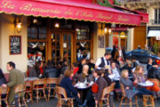 #TousAuBistrot, Parisians Show Strength by Going out to Bars En Masse