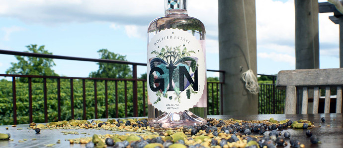 This New York Winery is Producing a Rose-Inspired Gin