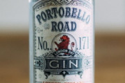 London's Fastest Growing Gin, Portobello Road, Now Available in New York